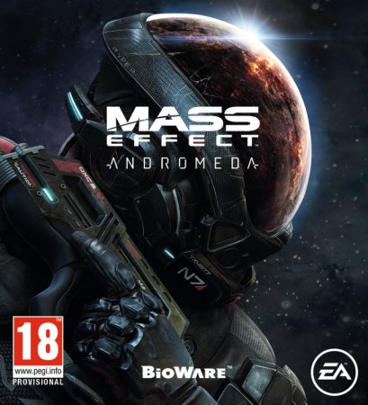 Mass Effect Andromeda(Electronic Arts) (RUS/ENG) [L] Origin-Rip скачать торрент