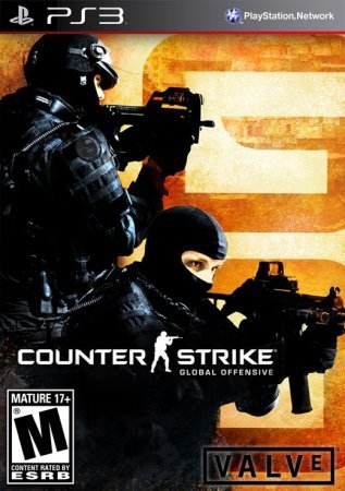 Скачать торрент Counter-Strike: Global Offensive (1.01) PS3