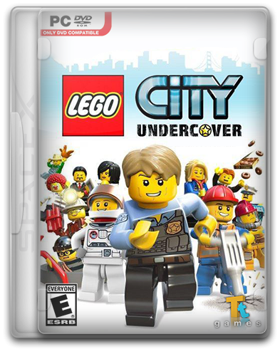 LEGO City Undercover [Update 4] (2017) PC | RePack