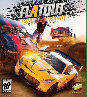 Скачать торрент FlatOut 4: Total Insanity (RUS/ENG) PC