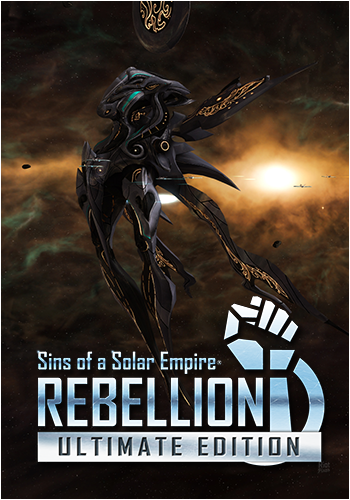 Sins of a Solar Empire - Rebellion [v 1.90 + 3 DLC] (2012) PC | Лицензия