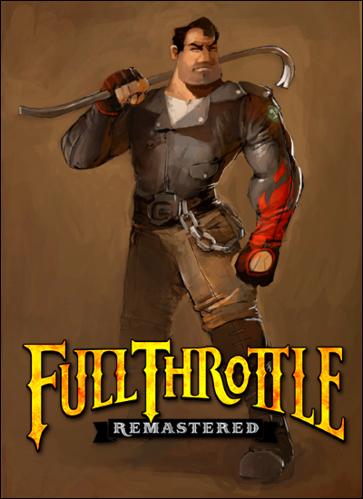 Full Throttle Remastered (Double Fine Productions) (ENG|MULTi6) [L]
