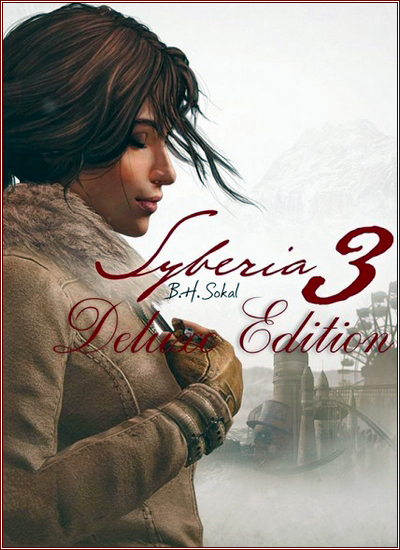 Syberia 3 Deluxe Edition [ Steam-Rip] R.G. Игроманы