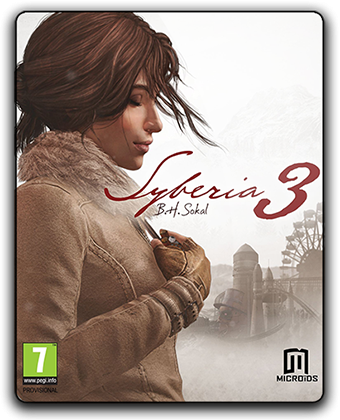 Syberia 3: Deluxe Edition (2017) PC | RePack от SpaceX