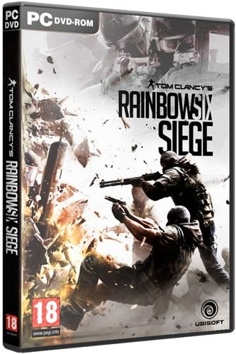 Tom Clancy's Rainbow Six Siege - Year 2 Gold Edition [v 6.2 u39 + DLC] (2015) PC | RePack