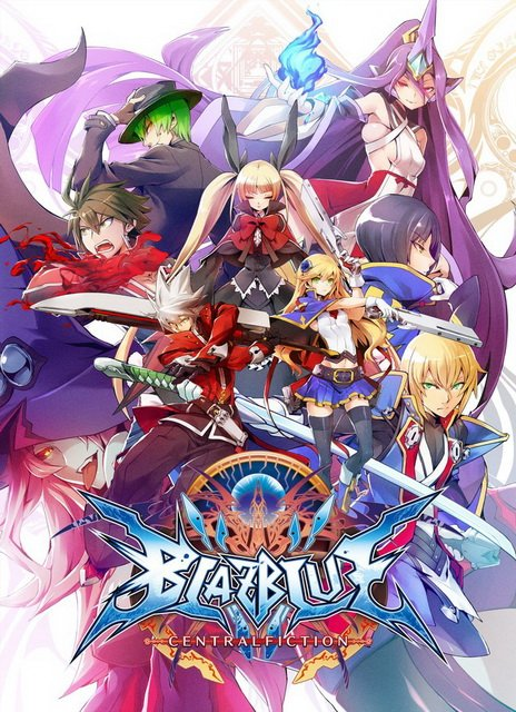 BlazBlue: Central Fiction (ENG/MULTI5) [Repack]