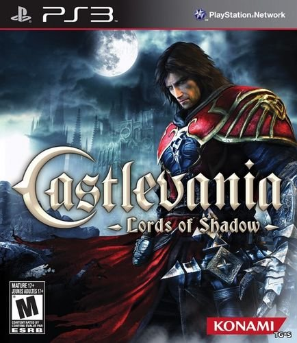 Castlevania: Lords of Shadow – Ultimate Edition [EUR/RUS]