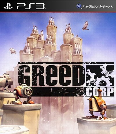 Greed Corp (2010) [PS3] [USA] 4.21 [Repack]