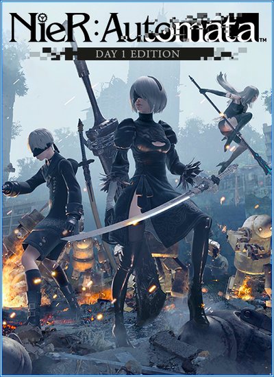 NieR:Automata. Day One Edition + 7 DLC [RePack] от SEYTER