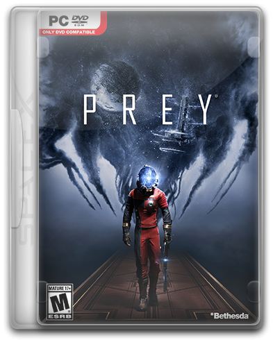Prey (Bethesda Softworks) (RUS|ENG|GER) (v.1.3+DLC) (3хDVD) [RePack] by xatab