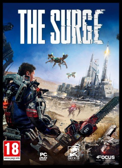 The Surge: Complete Edition [Update 10 + 4 DLC] (2017) PC | RePack от =nemos=