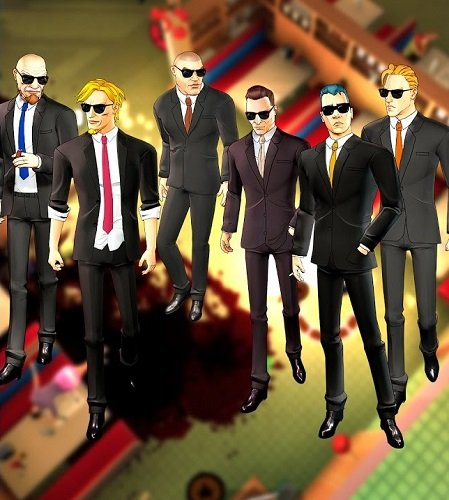 Reservoir Dogs: Bloody Days (Big Star Games) (RUS-ENG-MULTI-8) [L] - HI2U