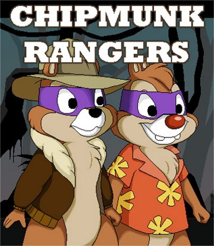 Chipmunk Rangers (Chip 'n Dale Rescue Rangers: Remastered) (RR16 Studio) [P] [ENG]