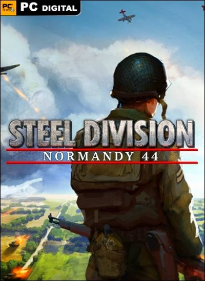 Steel Division: Normandy 44 - Deluxe Edition [v 300093748 + 4 DLC] (2017) PC | Repack от =nemos=