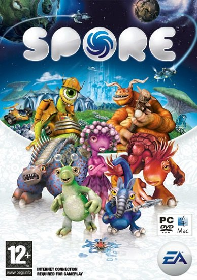 SPORE™: Complete Edition (Electronic Arts) (RUS-ENG) [Repack]