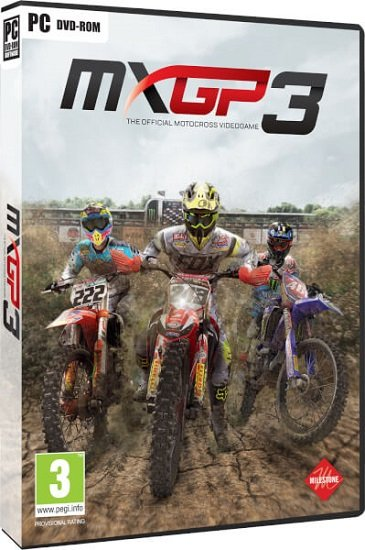 MXGP3 - The Official Motocross Videogame (Milestone S.r.l.) (ENG/MULTI7) [L] -CODEX
