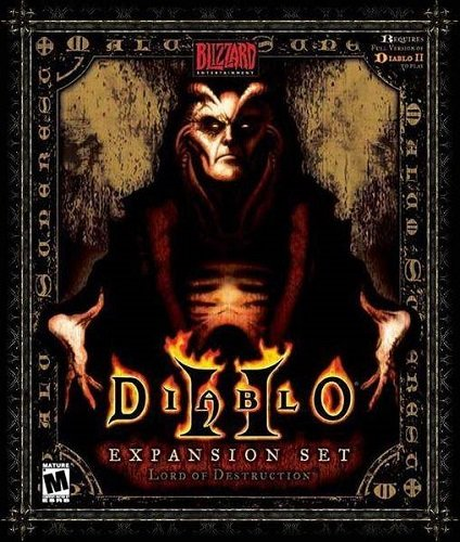 Diablo 2: Lord of Destruction (1.14d) (Blizzard Entertaiment) (RUS / ENG) [P]