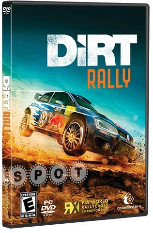 DiRT Rally [v 1.23] (2015) PC | RePack от VickNet