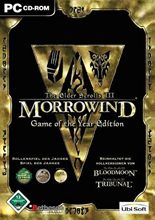 The Elder Scrolls III Morrowind: Game of the Year Edition (1.6.18.20) (Bethesda Softworks) (ENG) [L]