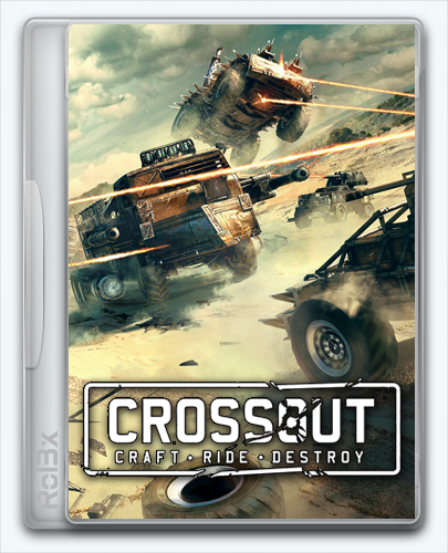 Crossout [0.7.50.57957] (2017) PC | Online-only