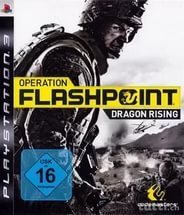 Operation Flashpoint: Dragon Rising (2009) [FULL][ENG][internal HDD only][L]