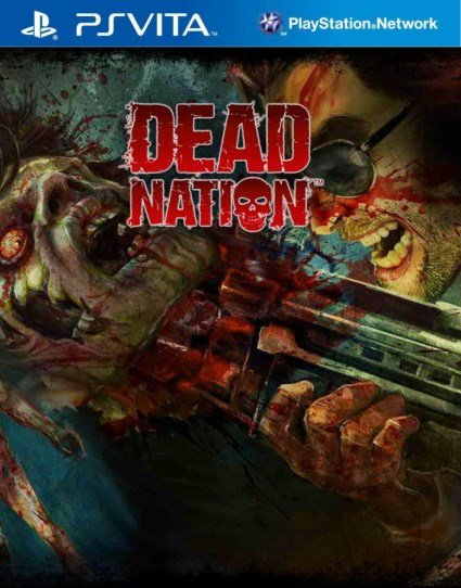 Dead Nation + Road of Devastation DLC (2014) [PSVita] [EUR] 3.60