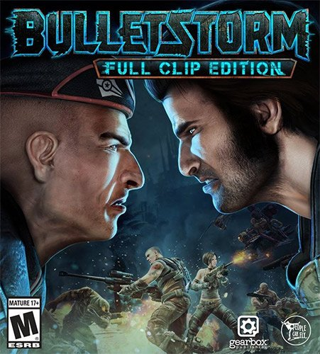 Bulletstorm: Full Clip Edition [Update 2 + 1 DLC] (2017) PC | RePack от R.G. Catalyst