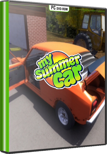 My Summer Car [ENG] (v16.06.2017) [RePack]