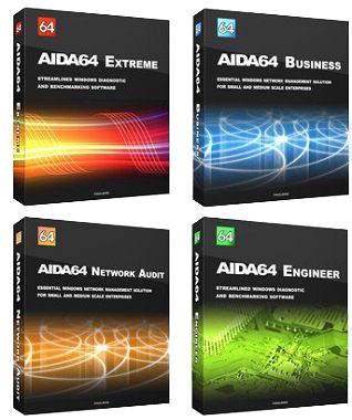 AIDA64 Extreme | Engineer | Business Edition | Network Audit 5.92.4300 Final RePack (&Portable)