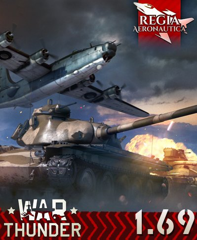 War Thunder: Regia Aeronautica [1.69.2.75] (2012) PC