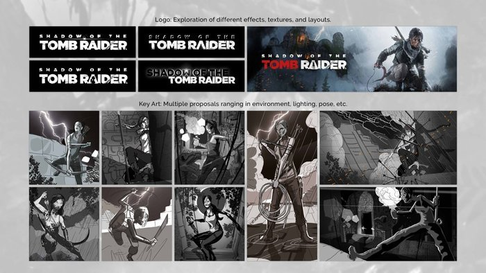 В сеть утекли логотип и первые изображения Shadow of the Tomb Raider