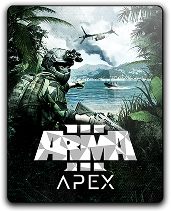 Arma 3: Apex Edition [v 1.72.142164 + DLCs] (2013) PC | RePack