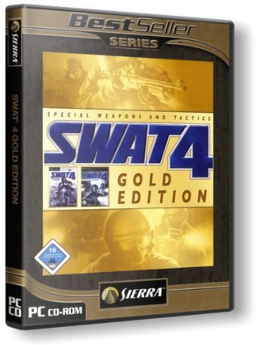 SWAT 4: Gold Edition (Vivendi Universal Games) (RUS-ENG) [L]
