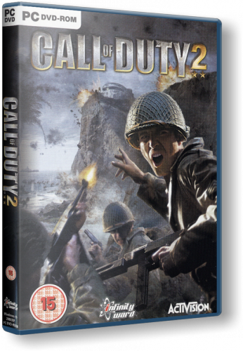 Call of Duty 2 - Carnage mod (Activision - 1C) (1.2) (RUS-ENG) [P]