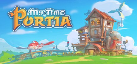 My Time At Portia(РС)Alpha v1 0