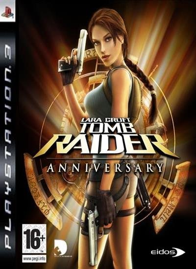 Tomb Raider: Anniversary (2007) PS3
