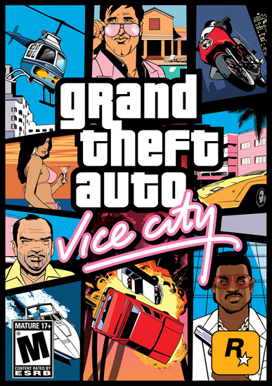 Grand Theft Auto: Vice City(1.1) [Lossless Repack]