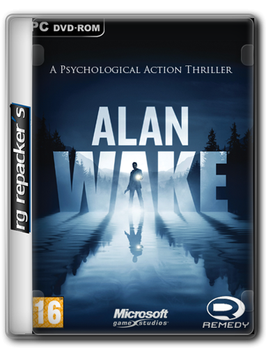 Alan Wake Dilogy (Alan Wake + American Nightmare) - Repack