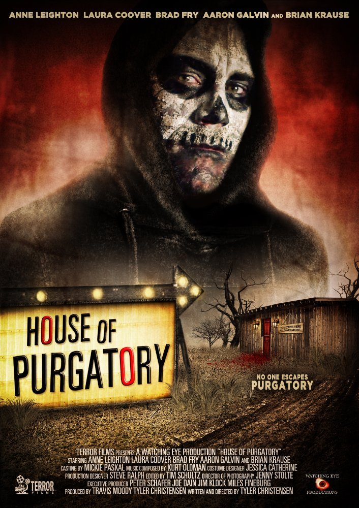Дом чистилища / House of Purgatory (2016) WEB-DLRip
