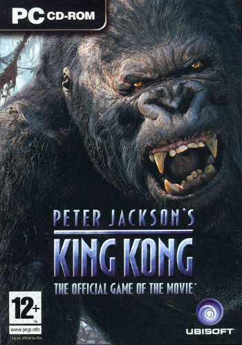Русификатор для Peter Jackson's King Kong: The Official Game of the Movie - Gamer's Edition