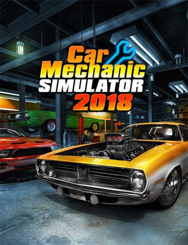 Car Mechanic Simulator 0018 [v 0.1.8 + 0 DLC] (2017) PC | RePack с qoob