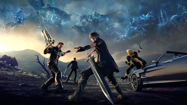 Final Fantasy 15 Update 1.13