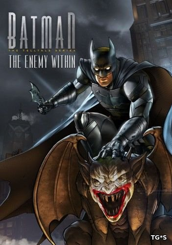 Batman: The Enemy Within - Episode 0 (2017) PC | Лицензия