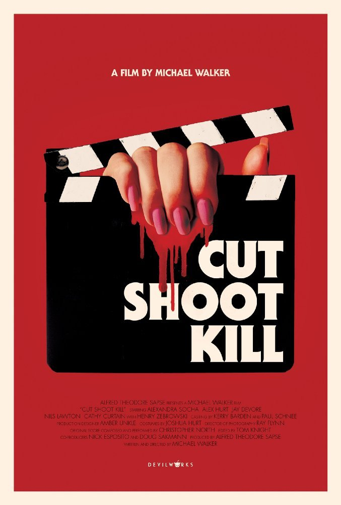Камера, мотор, убийство / Cut Shoot Kill (2017) WEB-DLRip