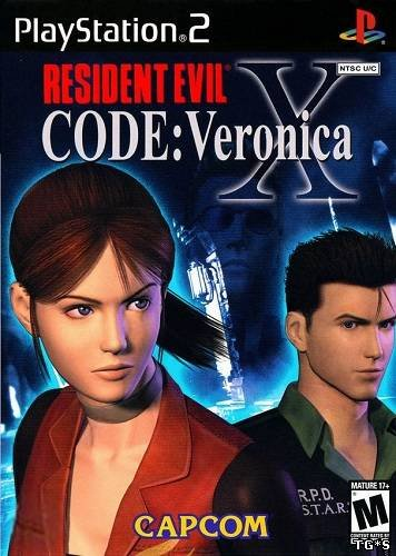 Resident Evil Code Veronica X (2001) PC | RePack