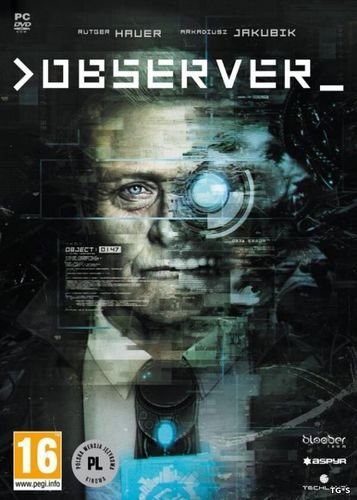 Observer (2017) PC | RePack by FitGirl