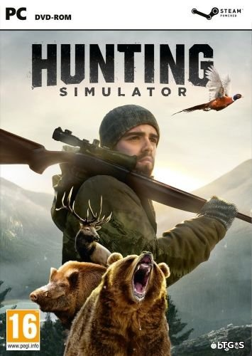 Hunting Simulator [v 1.2 + DLC] (2017) PC | RePack от qoob