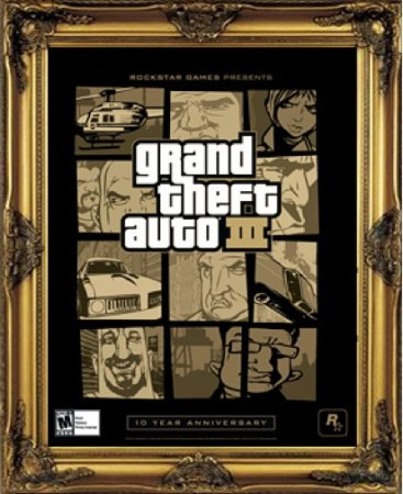 Grand Theft Auto III: 00 Year Anniversary - HD Edition [P]