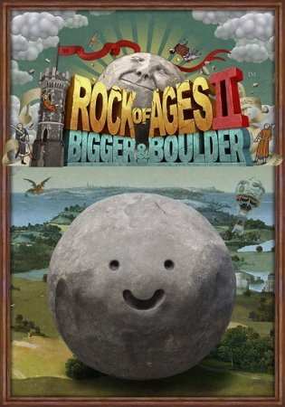 Rock of Ages 2: Bigger & Boulde [v 1.02 + 2 DLC] (2017) PC | Лицензия