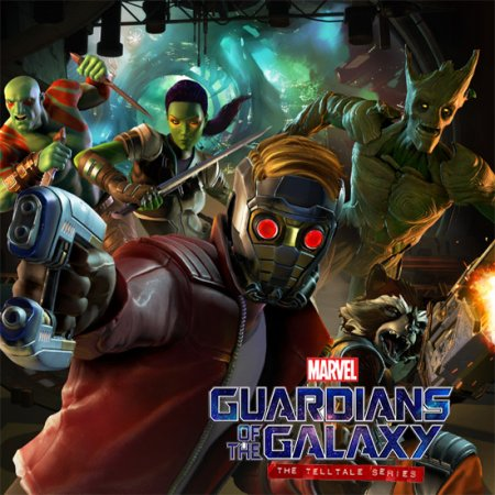 Marvel's Guardians of the Galaxy: The Telltale Series - Episode 1-5 [2017|Rus|Eng]